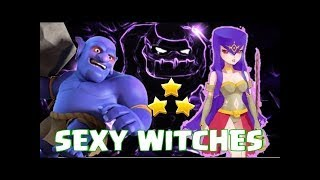 Clash of Clans: Bowler Witch Attack TH11 War Base Anti 3 Star | Thang COC