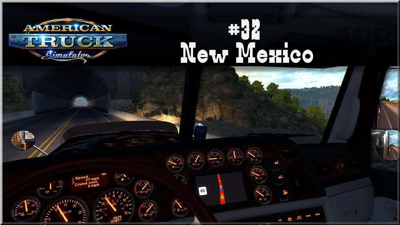 """American Truck Simulator – #32 """"New Mexico"""""""