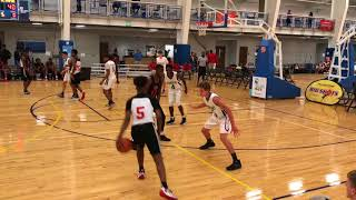 Elijah Jones 2020 Big Shots  MB 2018