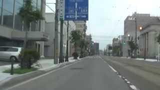 西部環状線(Part2 北海道道457号函館漁港線):国道279号交点~函館漁港[函館市]