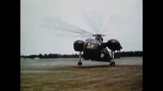 Sikorsky CH-37 Mojave Helicopter