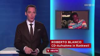ROBERTO BLANCO AL WALSER COLOSSEUM SOUND FACTORY