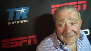 [Must See] Bob Arum Rips Floyd Mayweather Vs Manny Pacquiao 2 EsNews Boxing