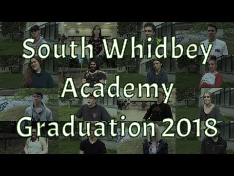 South Whidbey Academy Senior Graduation Video 2018