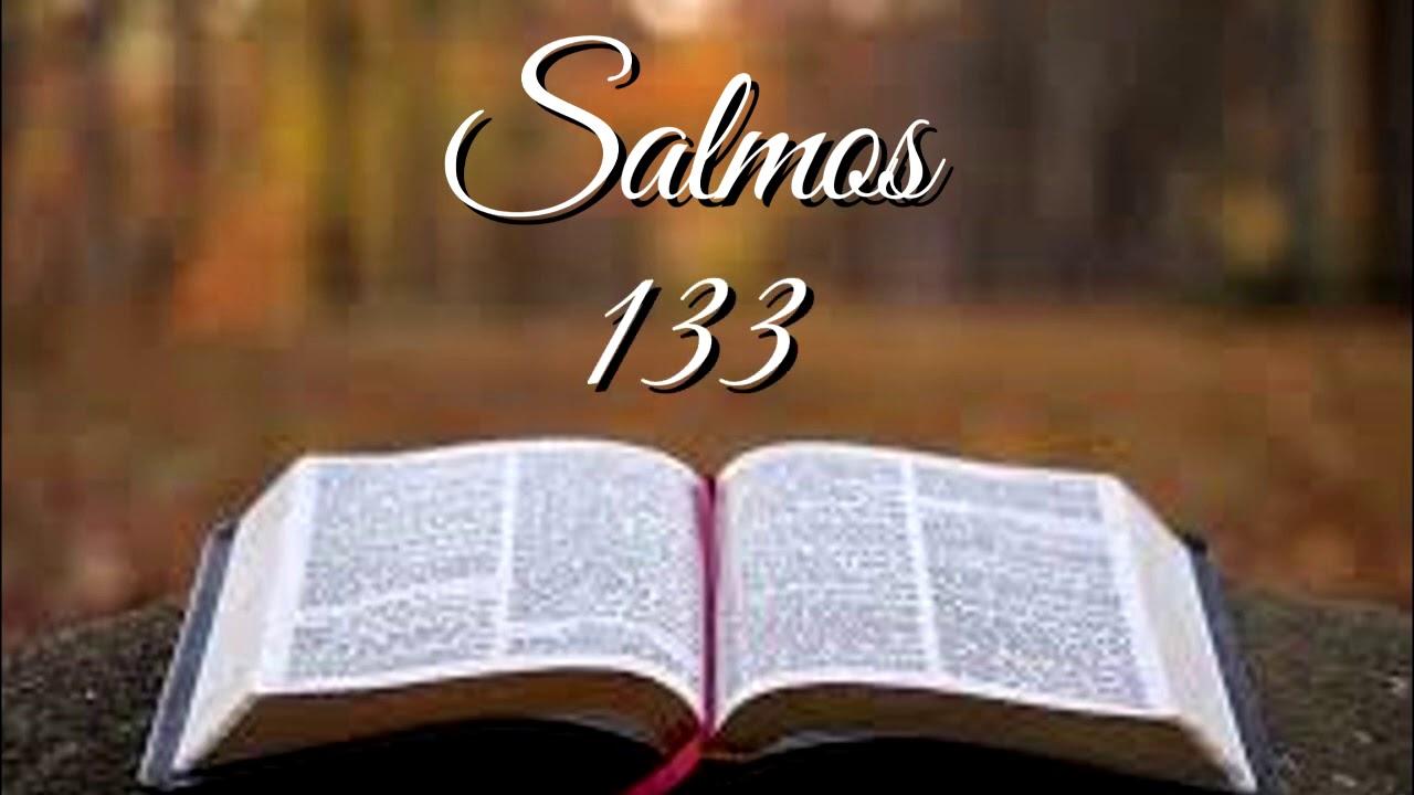 BÍBLIA SALMOS 133 NAA