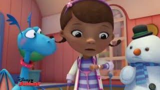 Doctora Juguetes y su Hospital - El Deposito - Dibujos animados Disney Junior en Español