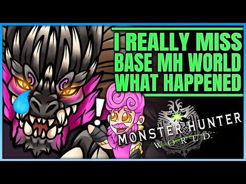 I Miss Monster Hunter World  What Happened?
