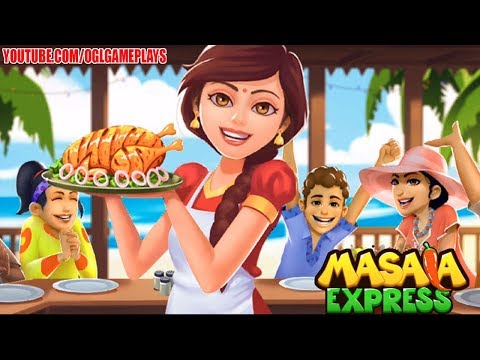 Masala Express: Cooking Game Updated [Android/iOS] - 동영상