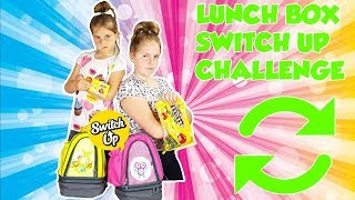 LUNCHBOX SWITCH UP CHALLENGE ! NOURRITURE SAIN FR. français francais