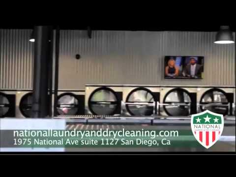 National Laundry & Dry Cleaning - San Diego, Ca
