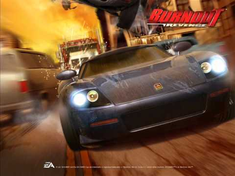 Burnout Revenge OST - Goldfinger - I Want