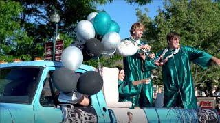 Canyon View Class of 2020 Parade | Cedar City Utah | AW Creates