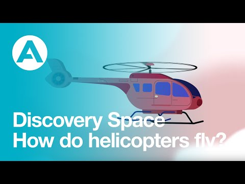 How do helicopters fly? | Discovery Space