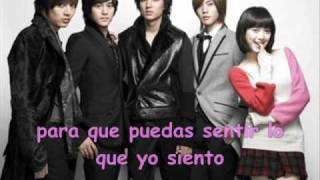 someday - boys before flowers sub español