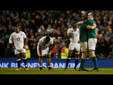 England weren't good enough in Six Nations loss to Ireland, says Eddie Jones – video