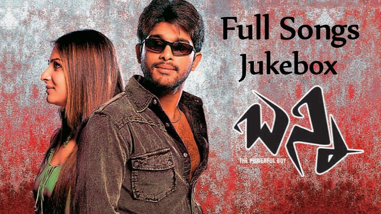 Allu Arjun Movies List