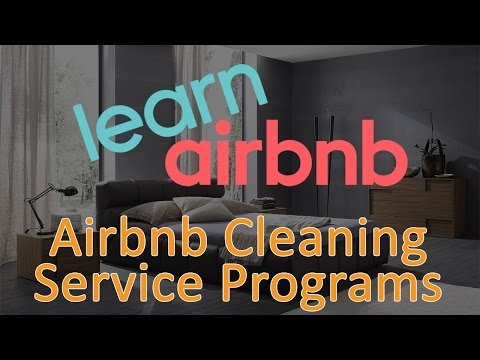Airbnb Cleaning Services & Programs - Webinar with Q&A