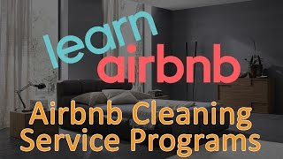 Gambar cover Airbnb Cleaning Services & Programs - Webinar with Q&A