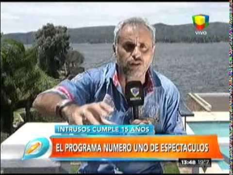 Así arrancó Jorge Rial la temporada 15 de Intrusos