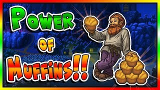 Muffins Are the Key to Power!! - Graveyard Keeper