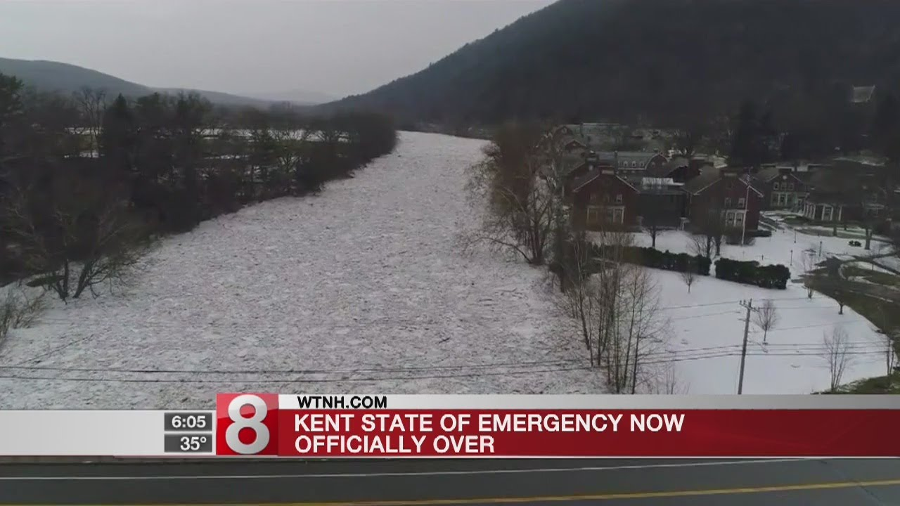 State of Emergency in Kent now officially over - Dauer: 25 Sekunden