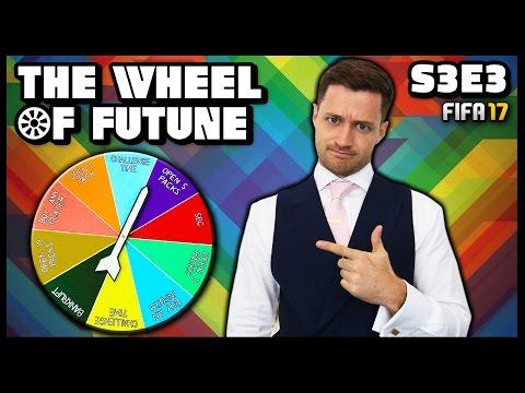 THE WHEEL OF FUTUNE! - S3E3 - Fifa 17 Ultimate Team
