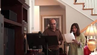Behka Diya Humein Karaoke Live at Indian Music Party