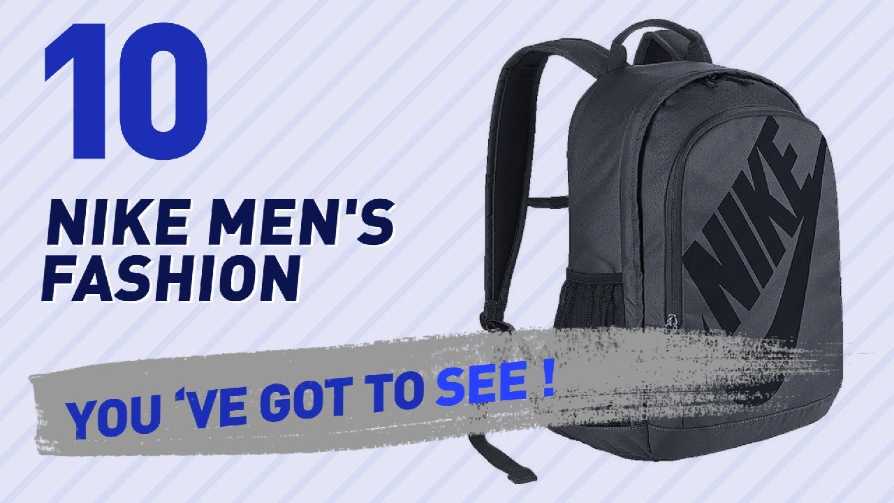 44afe2cb768 Nike Backpack For Men    New And Popular 2017 - YouTube