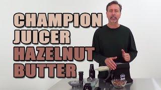 Champion Juicer Hazelnut Butte…