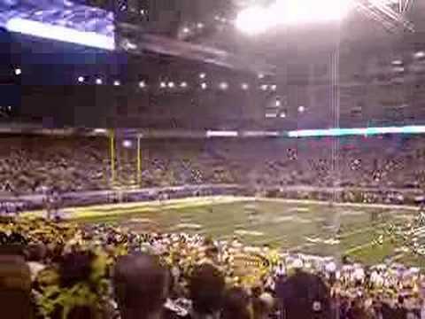 Super Bowl XL Kickoff