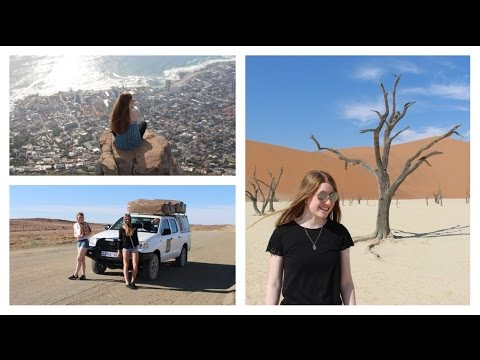 Cape Town and Namibia 2016