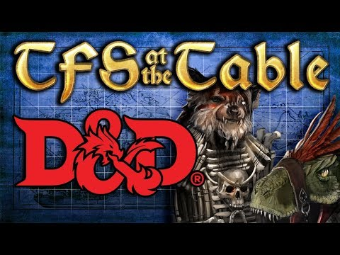 TFS At the Table: Chapter 1 FINALE Part 1: Into the Abyssal | Dungeons & Dragons | Team Four Star