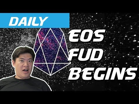 Daily: EOS FUD in China? Floating Crypto Island