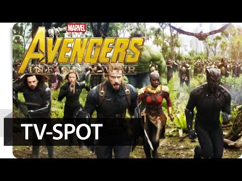 Avengers: Infinity War – Super Bowl TV-Spot| Marvel HD
