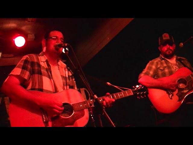 Dropkick - 'Walls' (Tom Petty cover) - (live acoustic)
