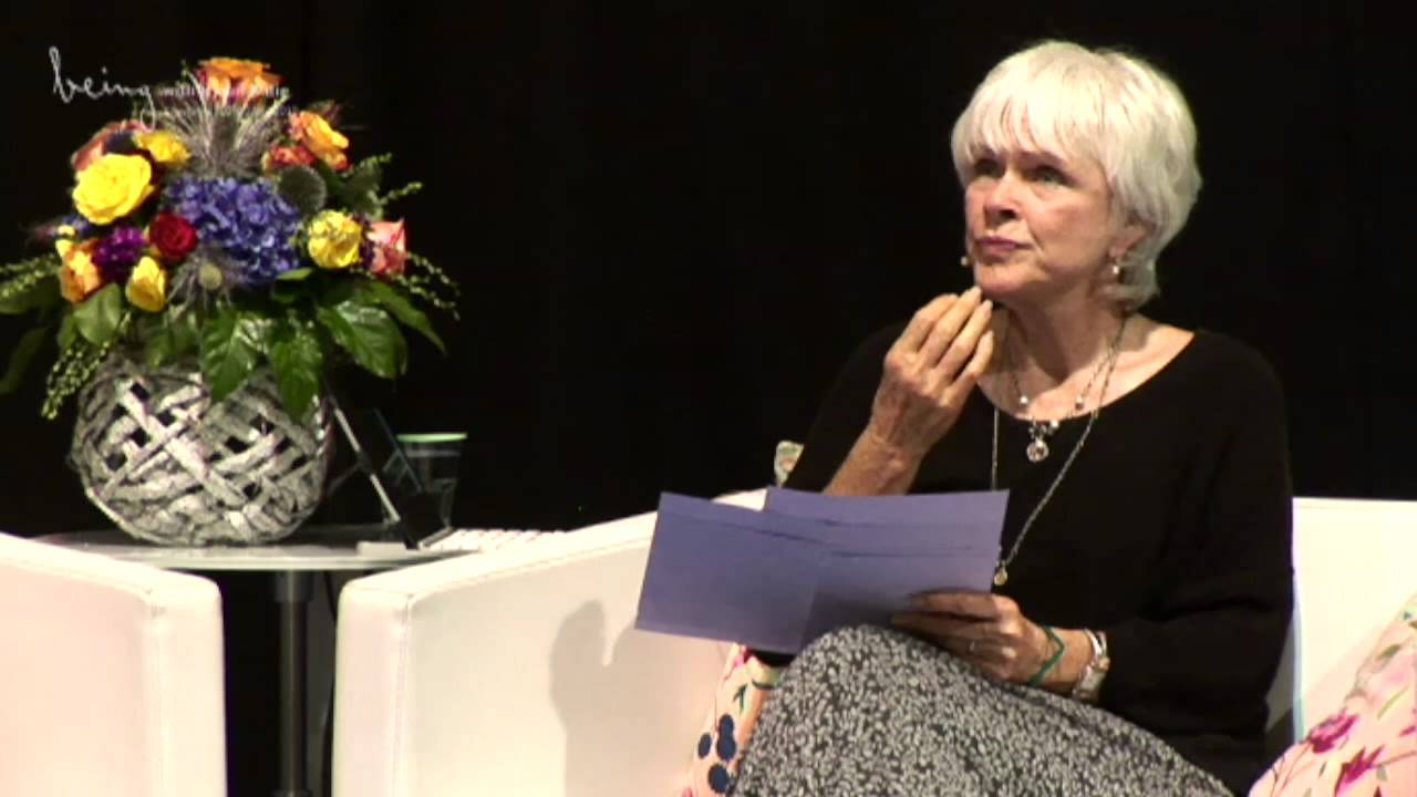 Byron Katie Live - Being with Byron Katie - YouTube