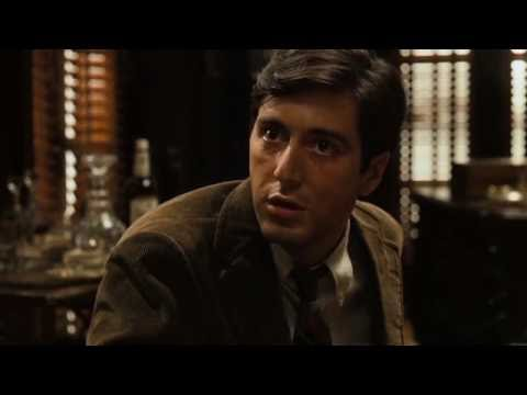 It's Not Personal It's Strictly Business  ( The Godfather 1972 )