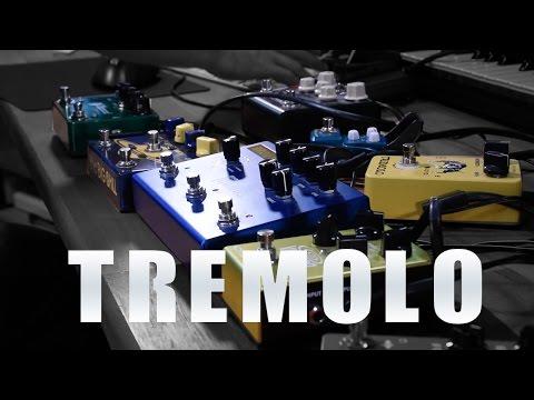 The big TREMOLO Shootout (Strymon, Source Audio, Diamond, Joyo, Jam)