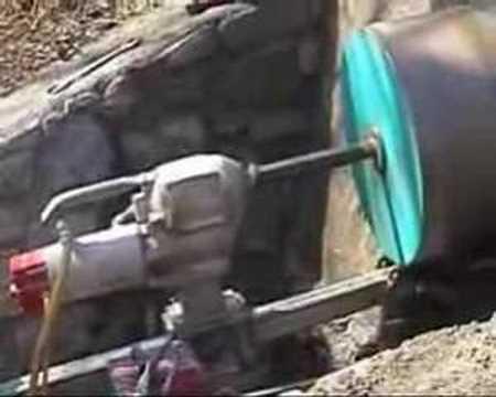 Cardi Core drilling