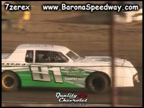 Street Stock Heat 1 Barona Speedway 3-25-2017