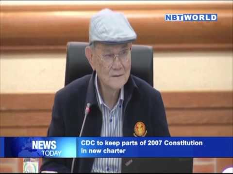 CDC to keep parts of 2007 Constitution in new charter