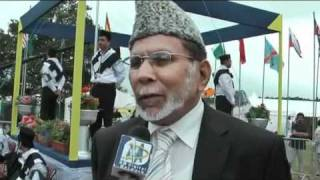 DM Digital Interviewed Ahmadiyya Bashir Akthar Jalsa Salana UK 2010