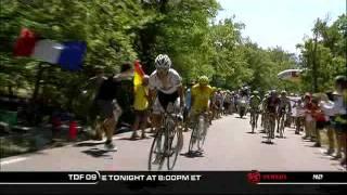 2009 Tour de France Stage 20