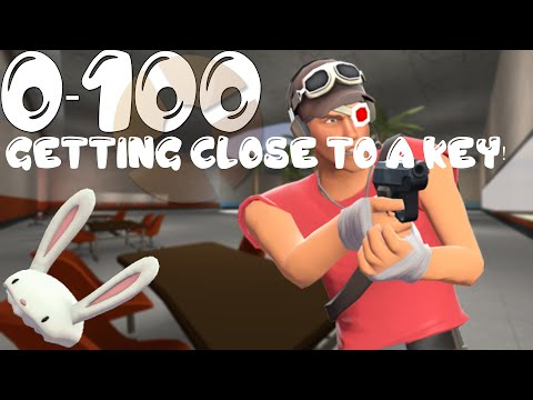 0-100 Episode 5 - A TF2 Scrap To Unusual - Getting Close To A Key!