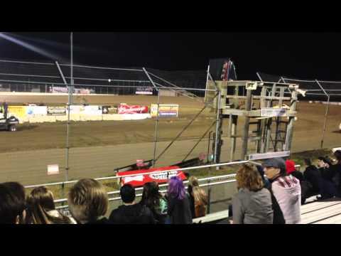 Maggie Stiefvater at the Princeton Speedway