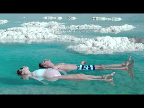 Spür die Energie im Toten Meer