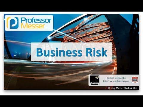 Descargar Video Business Risk - CompTIA Network+ N10-006 - 3.1