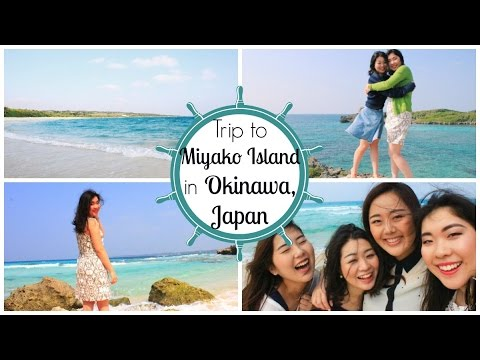 Trip to Miyako Island in Okinawa, Japan ✈