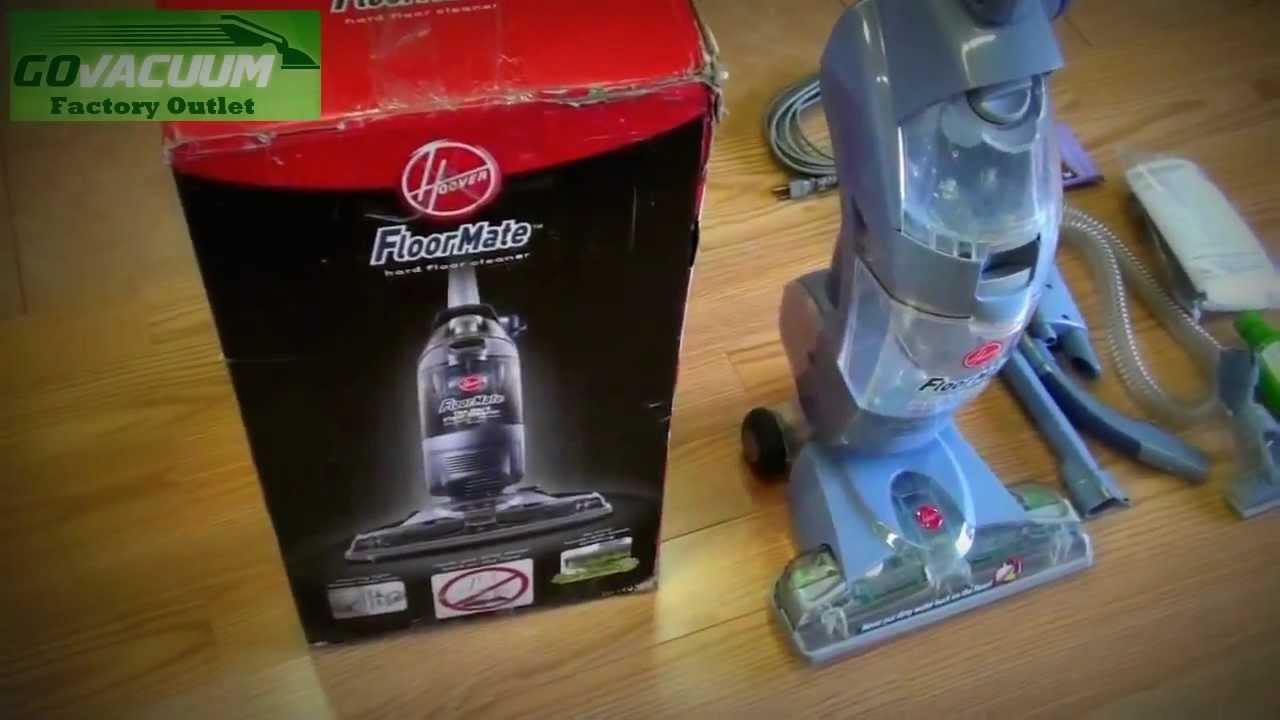 Hoover Floormate Fh40030 Used Like New
