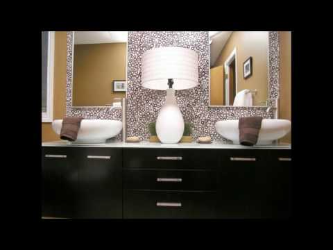 Bathroom double sink design ideas
